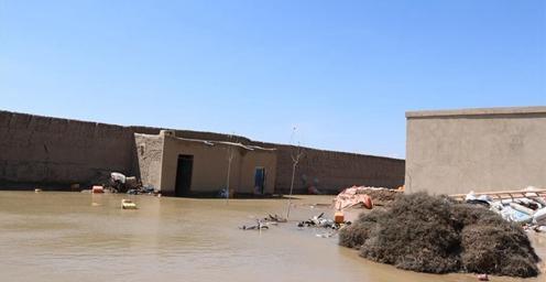 阿富汗北部遭遇洪涝灾害 至少11人死亡、9人受伤