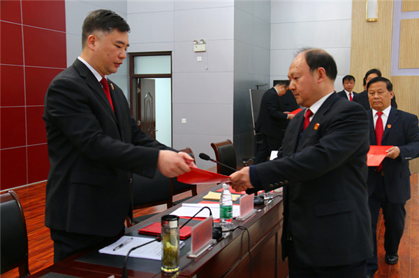 南召法院召开2019年工作暨党风廉政建设和反腐败工作会
