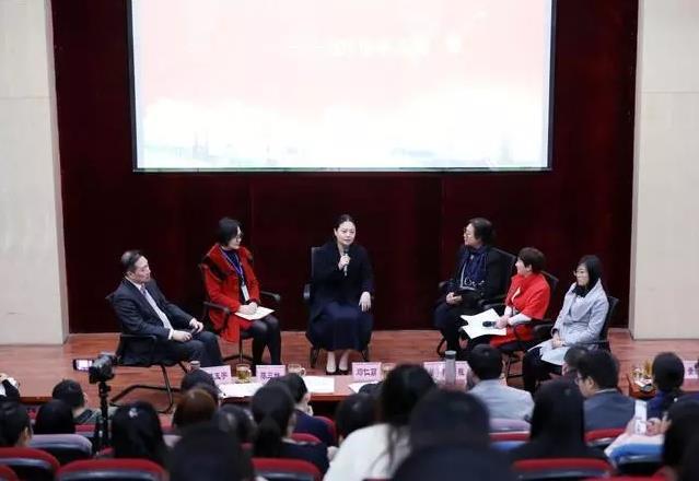 老年护理与临终关怀郑州论坛在郑州西亚斯学院隆重举行