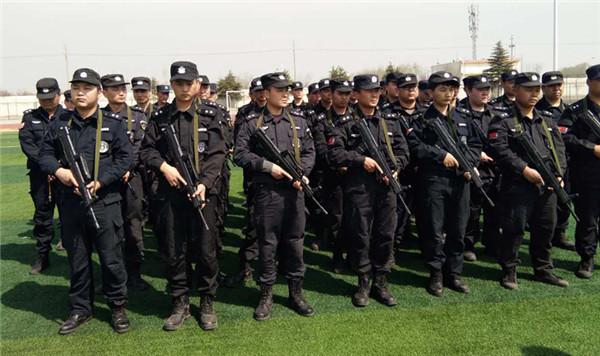 社旗县公安局巡特警大队积极开展春季练兵活动