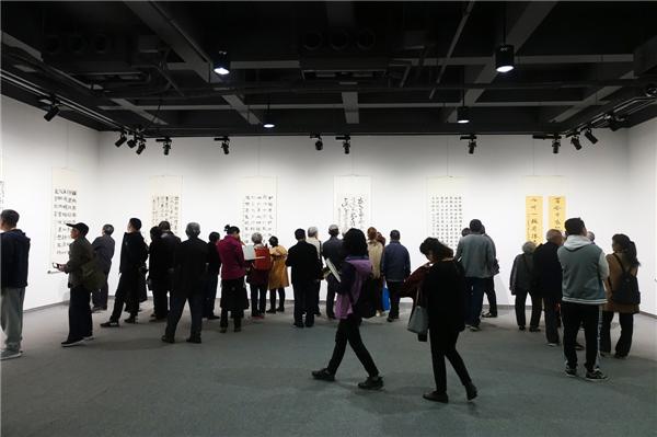 全球华人书法绘画邀请展4月4日在郑州开幕 展出作品147件