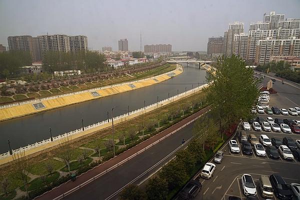 以花为媒,用水润色,创建花海宜居新城——西平县打造旅游新城纪实