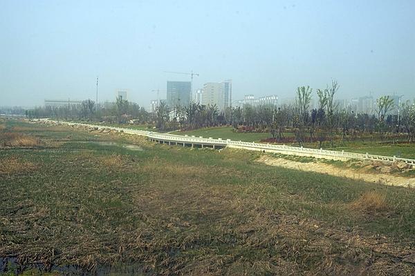 遂平:汝河、玉带河、奎旺河三河共治  城市品质大幅提升