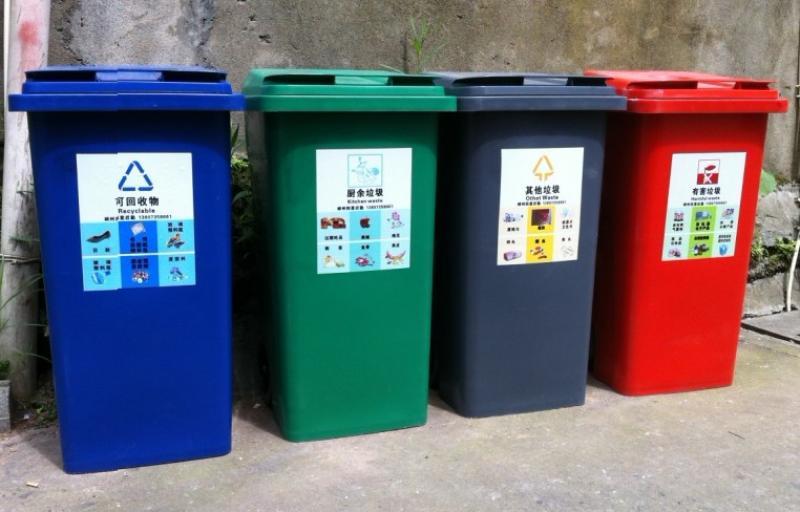 生活垃圾分类需要社会联动 清运莫混装