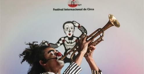 圣保罗举行国际马戏节 100多项演出活动精彩上演