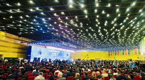 开放合作、中原出彩 第十三届中国(河南)国际投资贸易洽谈会开幕