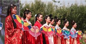 三月三河南首届风筝交流大会在遂平盛大开幕