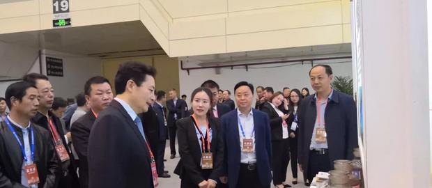 宁陵县组团参加第十三届河南投洽会