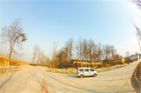 """""""美丽乡村""""系列(六):诗意中的画卷——东酒寺村"""