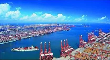 2018年中国海洋生产总值8.3万亿 占GDP比重为9.3%