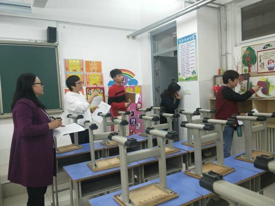 行动起来!让环境更美丽,身体更健康! ——郑州高新区五龙口小学开展爱国卫生月主题活动