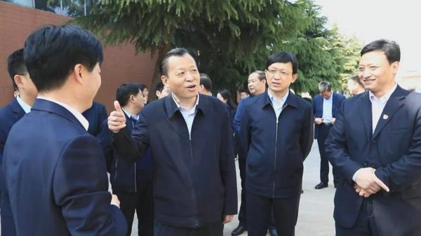 河南省副省长刘伟:打造好彩陶坊天时高端品牌,做好豫酒振兴领头羊!