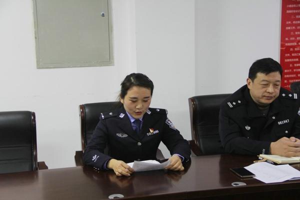 新野公安:刑警、禁毒、情报中心党支部深入开展主题党日活动