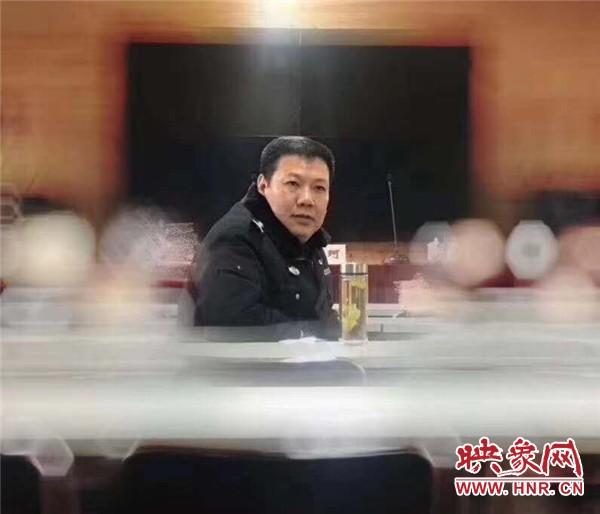 泪别战友!郑州刑警队长韩超24年从警路 用生命守护万家平安
