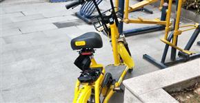 男子盗窃共享单电单车 被警方抓获
