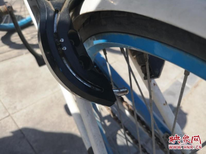 """郑州发布第一季度共享单车考核:""""小黄车""""再次垫底"""