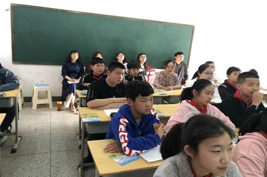 课题引领促教研  绘本教学展异彩——郑州市中原区伏牛路小学教育集团英语教研活动纪实