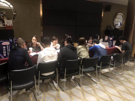 2019春季国际教育巡回展郑州站闭幕 助力广大学子留学梦