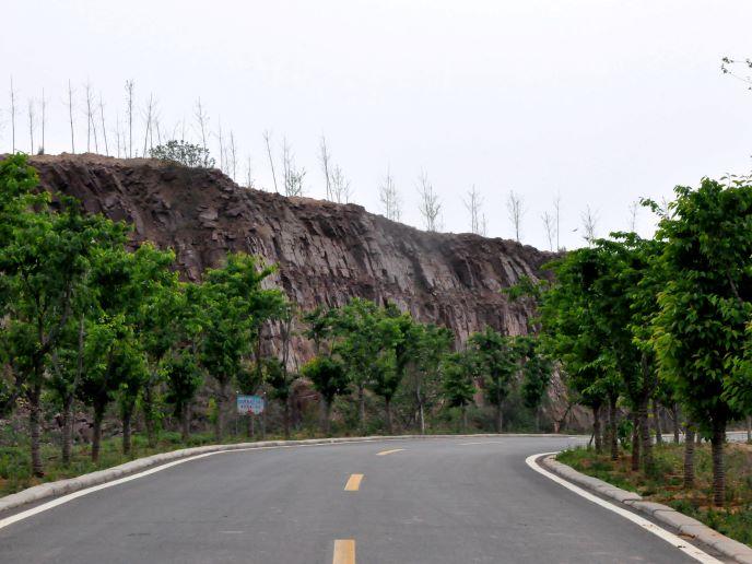 襄城县首山:打好矿山地质环境治理战 带动乡村经济快速发展