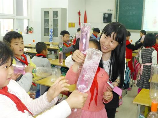 """重磅!郑州高新区外国语小学被正式授牌为""""第四批全国中小学知识产权教育试点学校"""""""