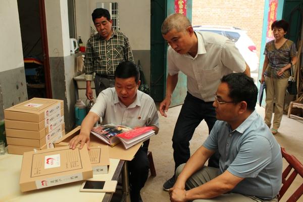 """邓州农商银行用好""""4+2""""工作法,最大程度画好基层党建与业务发展的同心圆"""
