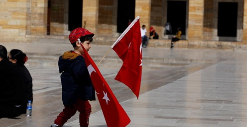 土耳其庆祝儿童节