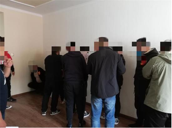 [净网2019]河南焦作武陟警方打掉一个特大电诈和侵犯公民信息团伙