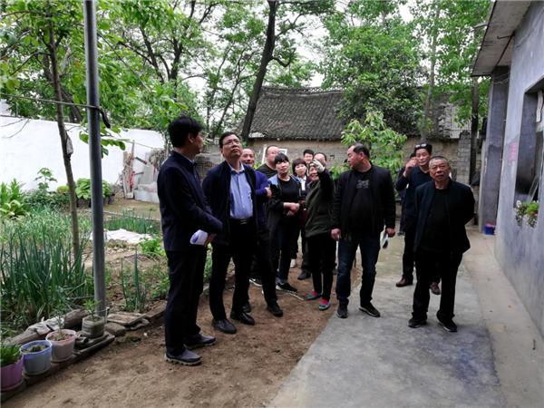 社旗县长张荣印:不打招呼、直奔基层、进村入户暗访脱贫攻坚