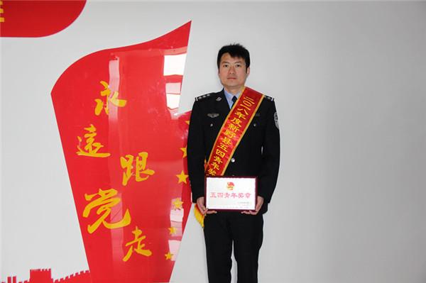 严格公正执法的践行者——新野县公安局法制大队周磊