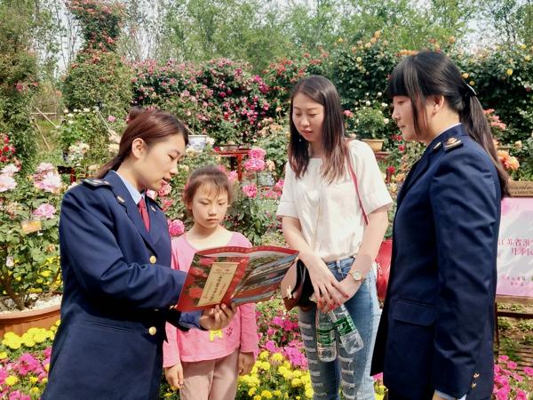 """河南市场监管部门""""五一""""期间加强旅游景点市场监管"""
