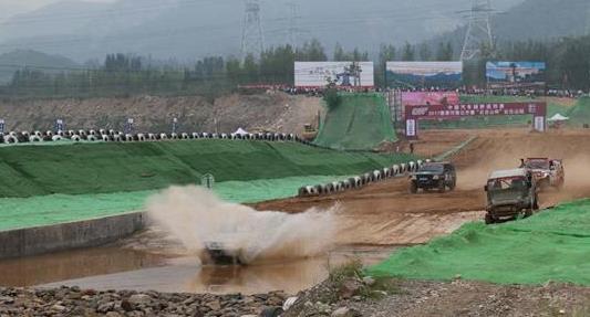 各个组别的冠军产生!中国汽车越野巡回赛云台山站收官