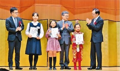 日本东京掀起汉语热 华文教育硕果累累