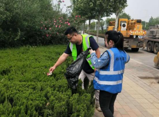 郑州市兴达路街道:加强环境整治 提升村容村貌